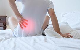 العلاج الايورفيدا لآلام الظهر