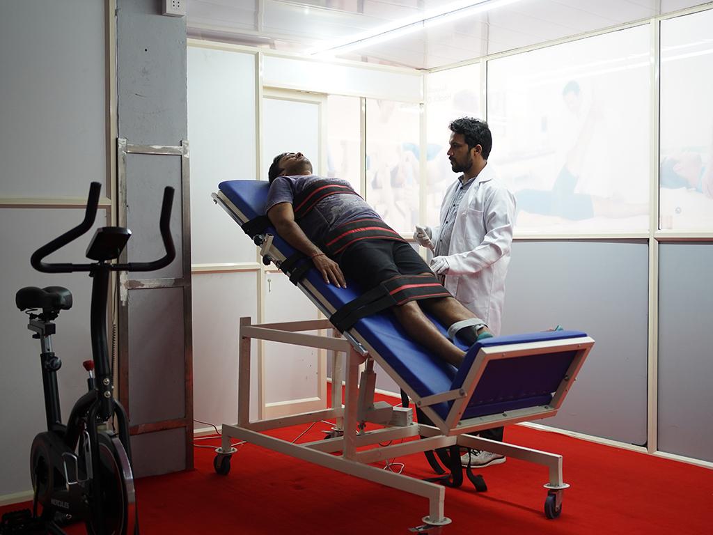 علاج السكتة الدماغية في ولاية كيرالا